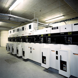 Medium-voltage, energy distribution and automation